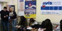 Donazione in collaborazione I.P.S.S.E.O.A. di Ceccano 21 febbraio 2020